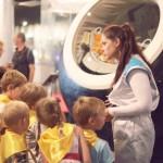 Экскурсия Космос для малышей